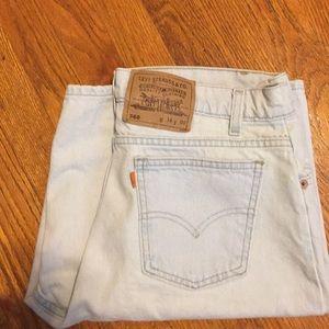 Levi's shorts, 34 waist